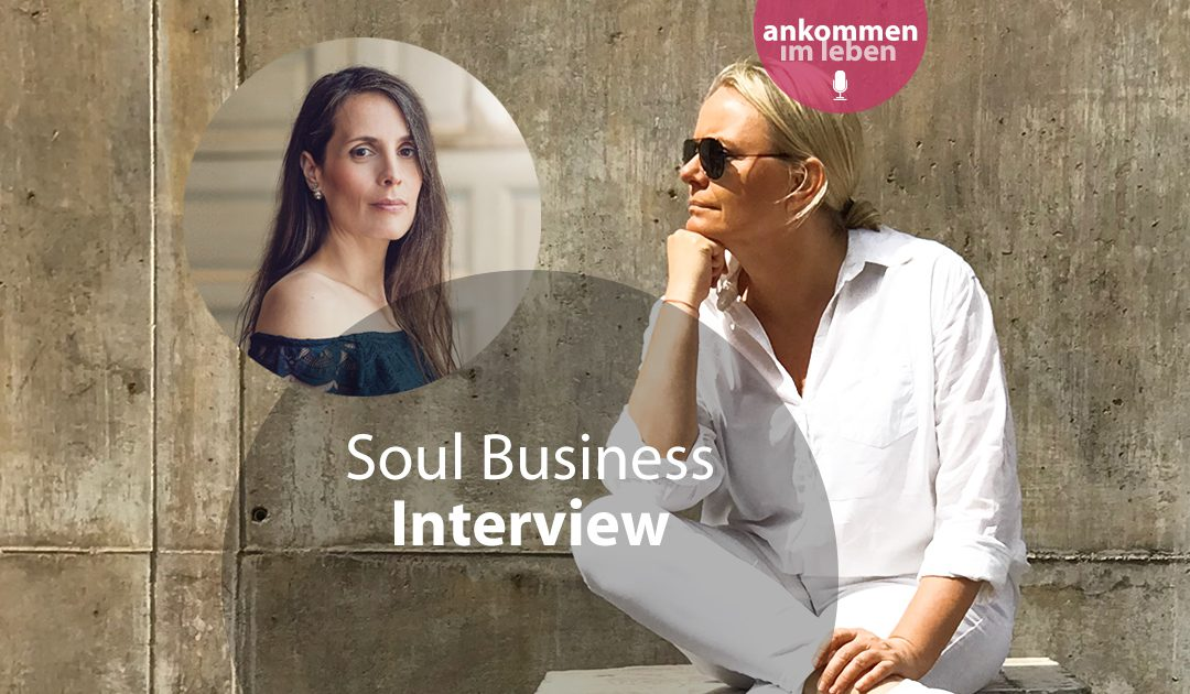 009 – Das Soul Business Geheimnis – Interview Anna Breitenöder