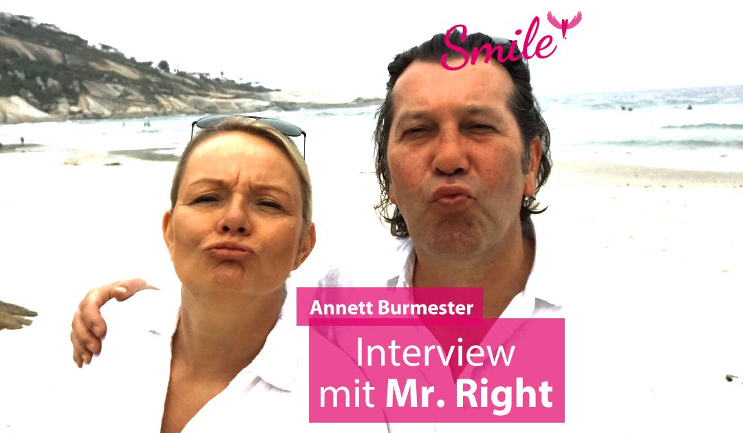 015 – Interview mit Mr. Right, dem Seelenpartner