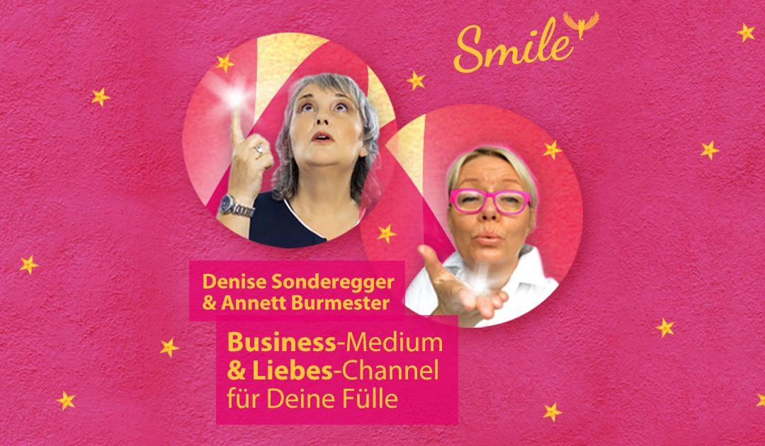 019 – LIEBES Channel & BUSINESS Medium für Deine Fülle
