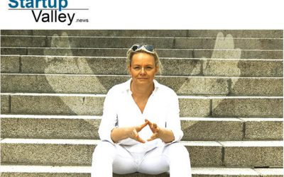 Im Interview bei StartupValleyNews Magazine
