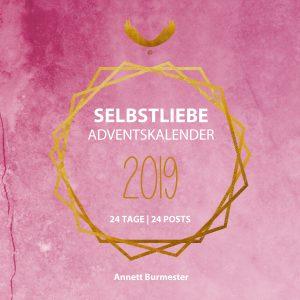 selbstliebe advenstkalender 2019 annett burmester