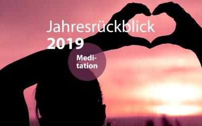 Namasté 2019 – Jahresrückblick-Meditation | 047