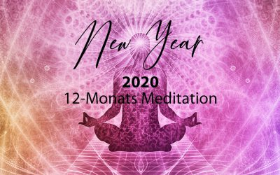 Jahresvorschau 2020 | 12-Monats Meditation | 049