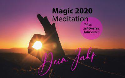 Magic 2020 Meditation – Jahresvorschau | 051