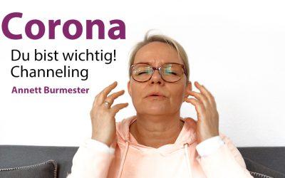 Corona-Channeling: Wir brauchen Dein Potenzial! | 067