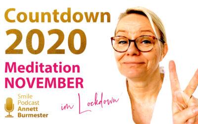 November 2020 – Deine Botschaften Meditation