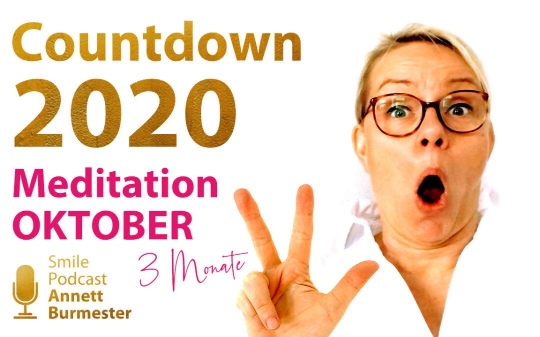 Oktober 2020 – Deine Botschaften Meditation | 095