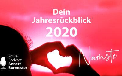 Jahresrückblick 2020 – Geführte Meditation