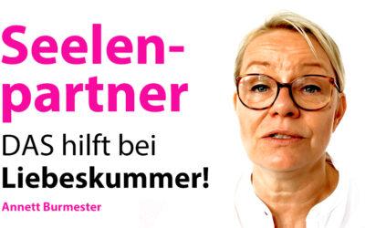 Seelenpartner Liebeskummer – DAS hilft!